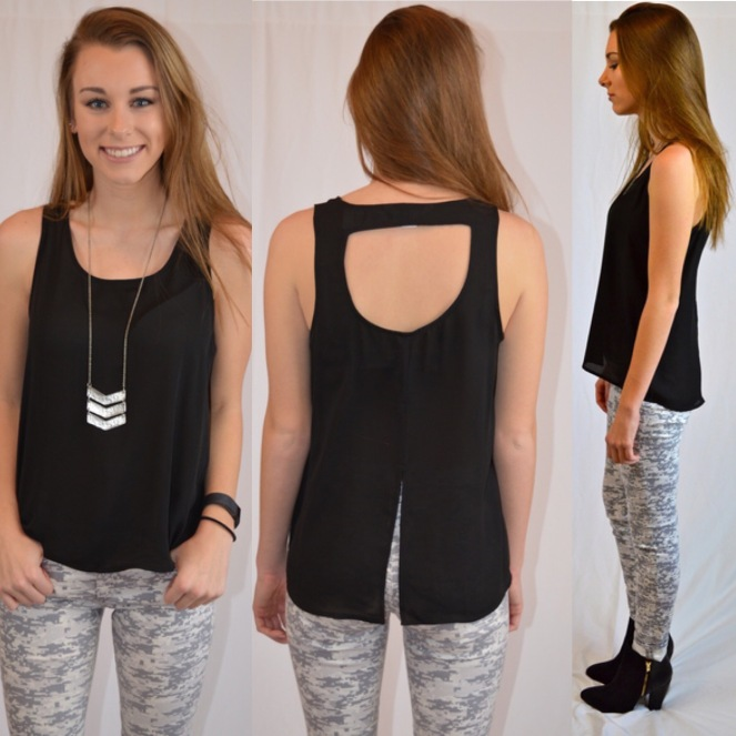 JACK by BB Dakota Roberta Tank Top $36